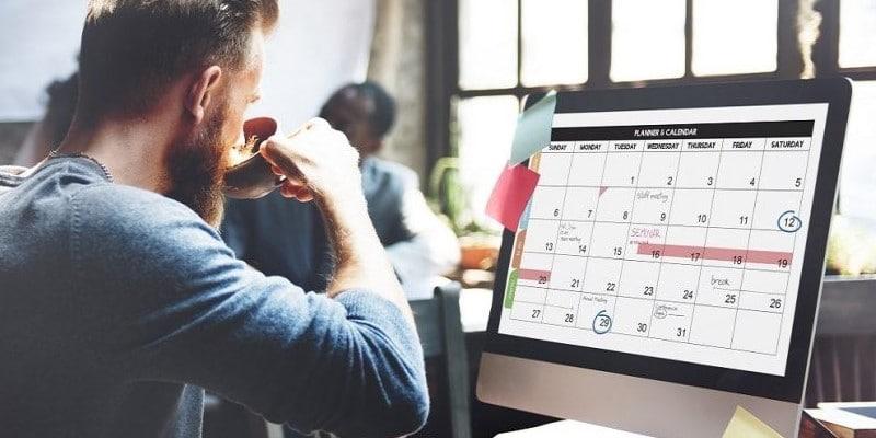 Tabel Manajemen Waktu