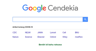 Login ke Google Scholar Indonesia