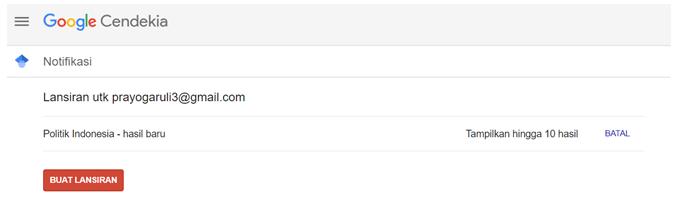 Memanfaatkan Fungsi Notifikasi Google Cendekia5